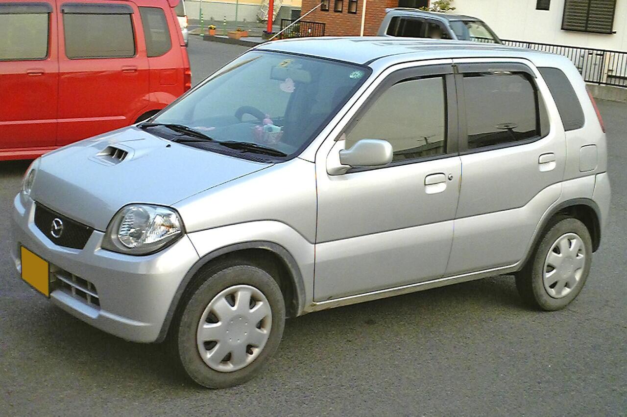 Mazda Laputa S, XG