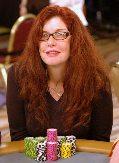 Melissa Hayden (poker player) - Wikipedia