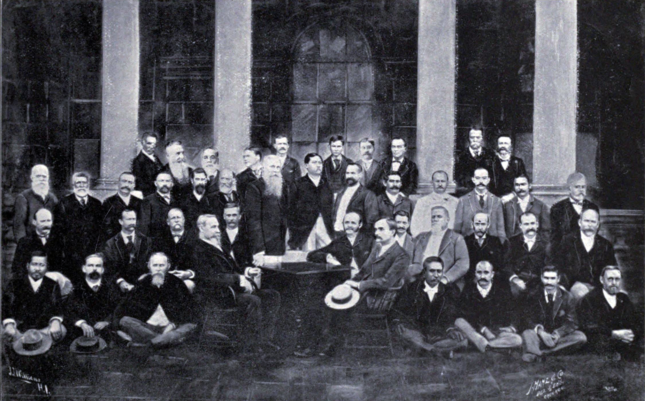 a discussion of the constitutional convention in the united states The constitution of the united states established america's national government and fundamental by delegates to the constitutional convention in philadelphia.