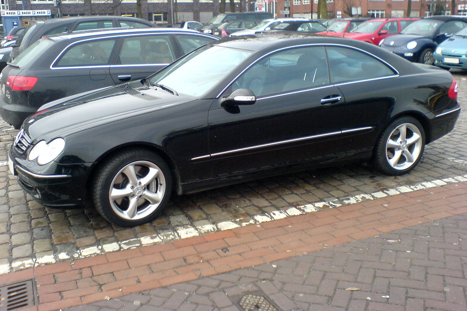 Mercedes Benz Clk  Aux In