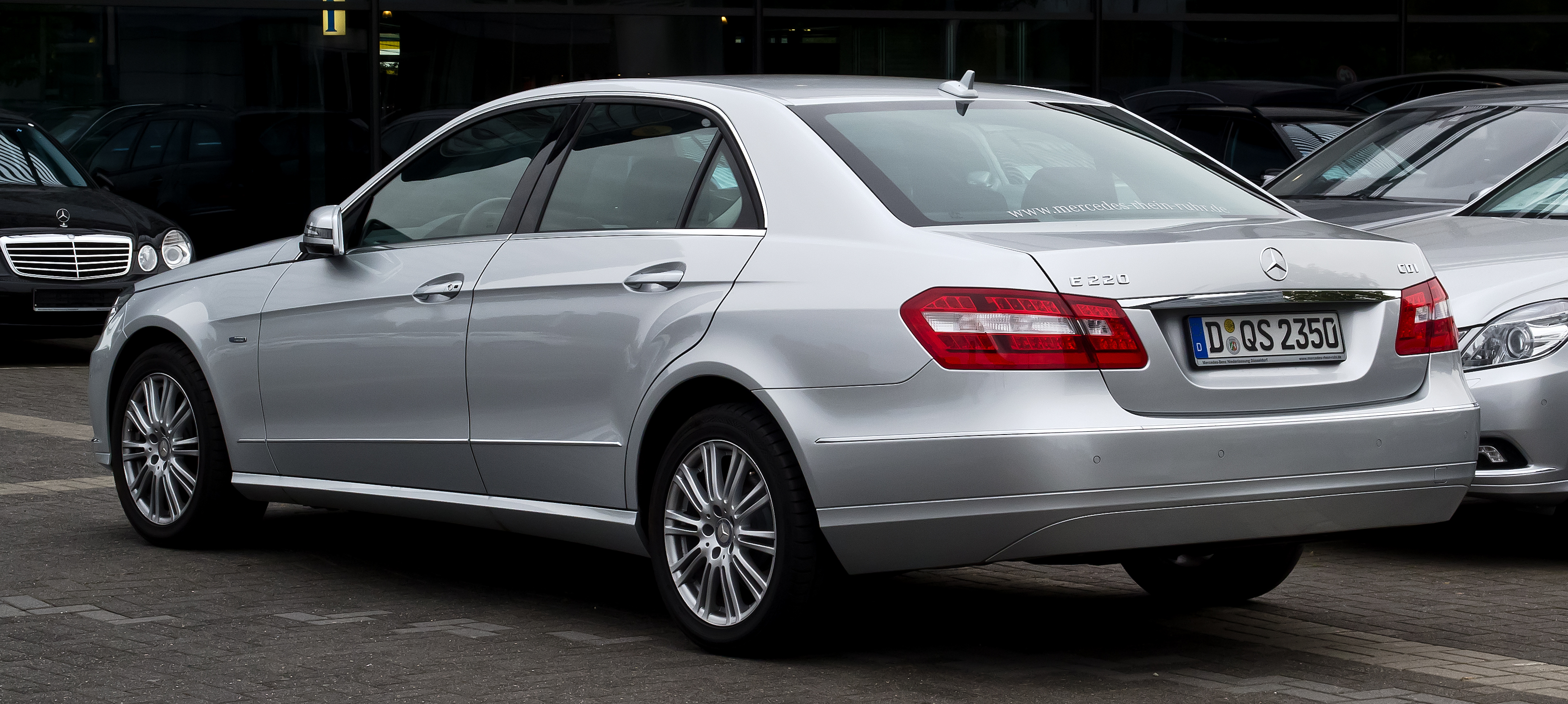 Mercedes E Cdi Avantgarde Avis