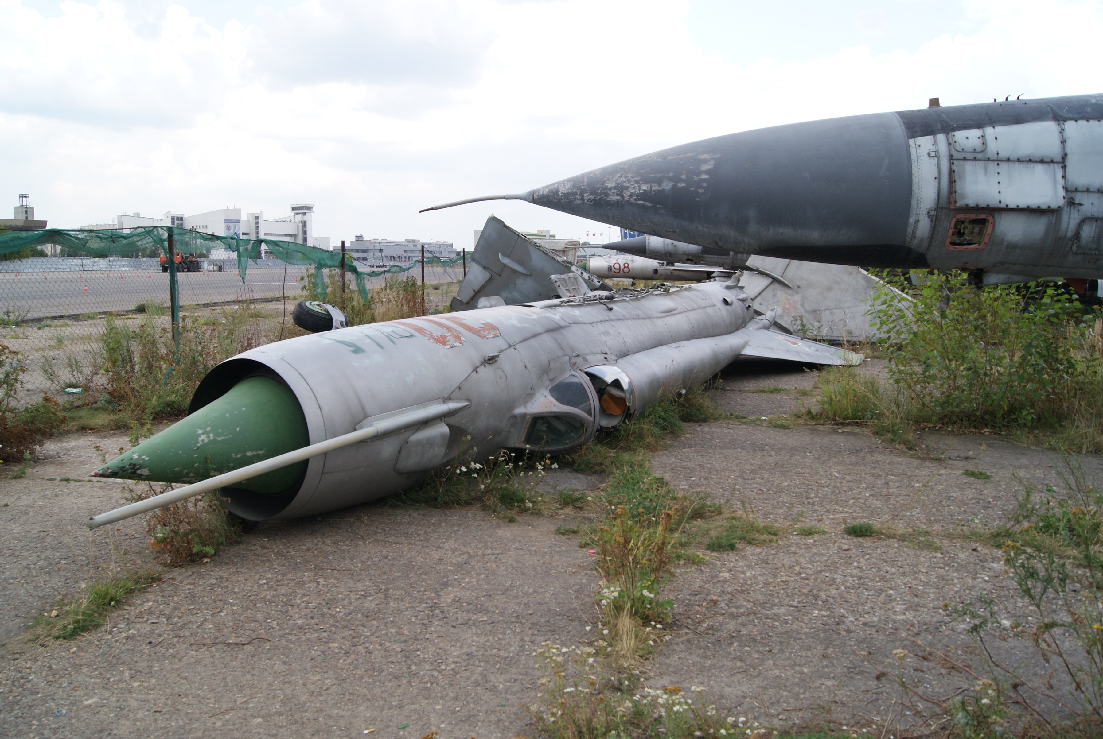 chernobyl helicopter graveyard with File Mig 21 Fishbed  Abandoned Aircraft Museum At Khodynka Airdrome  7721153362 on Nuclear Meltdown3 furthermore Watch likewise 165731 also Aircraft Graveyard moreover Puget Sound Lawmaker Pitches New Bridge Built Old Aircraft Carriers.