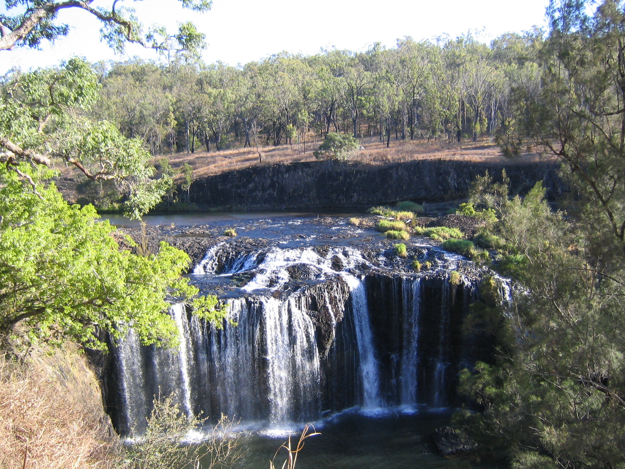 Millstream Falls National Park Wikiwand