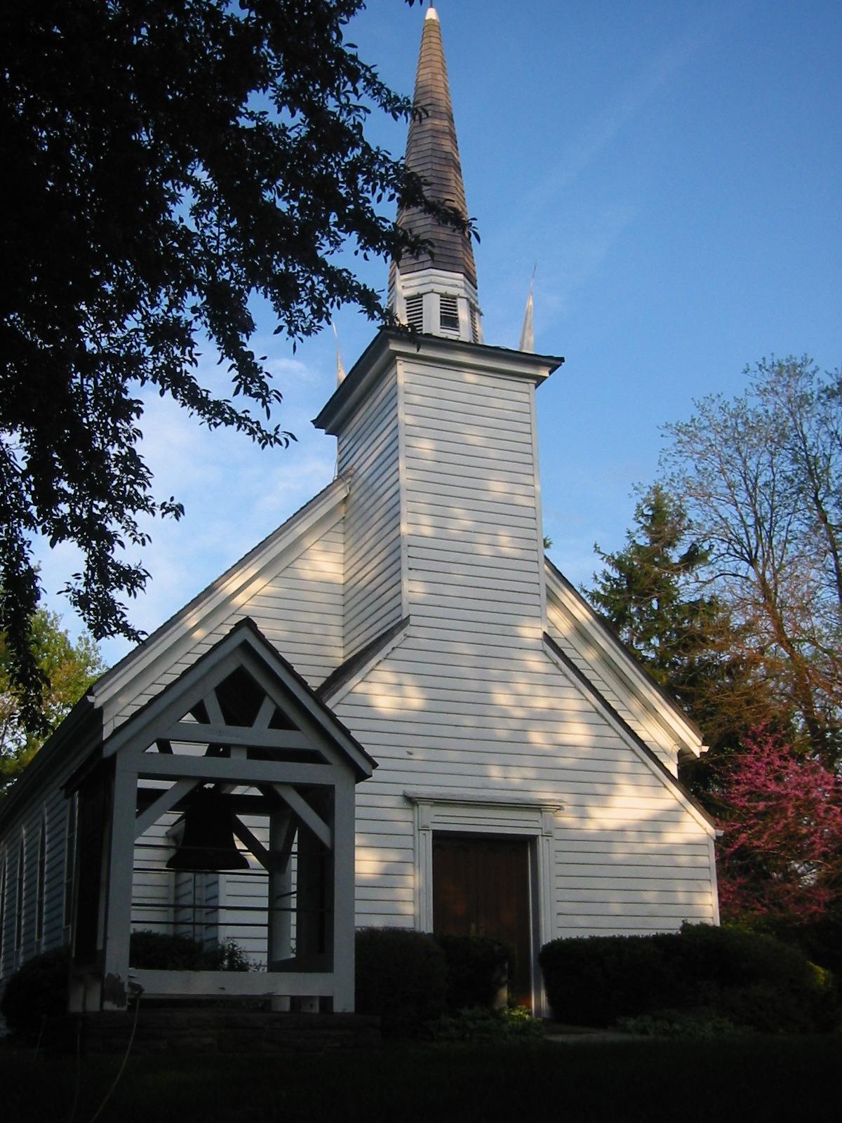 Mohawk Chapel