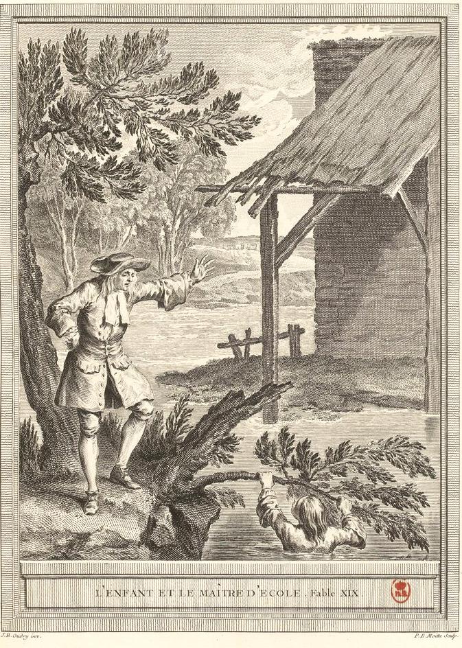 Lenfant Et Le Maître Décole Wikipédia