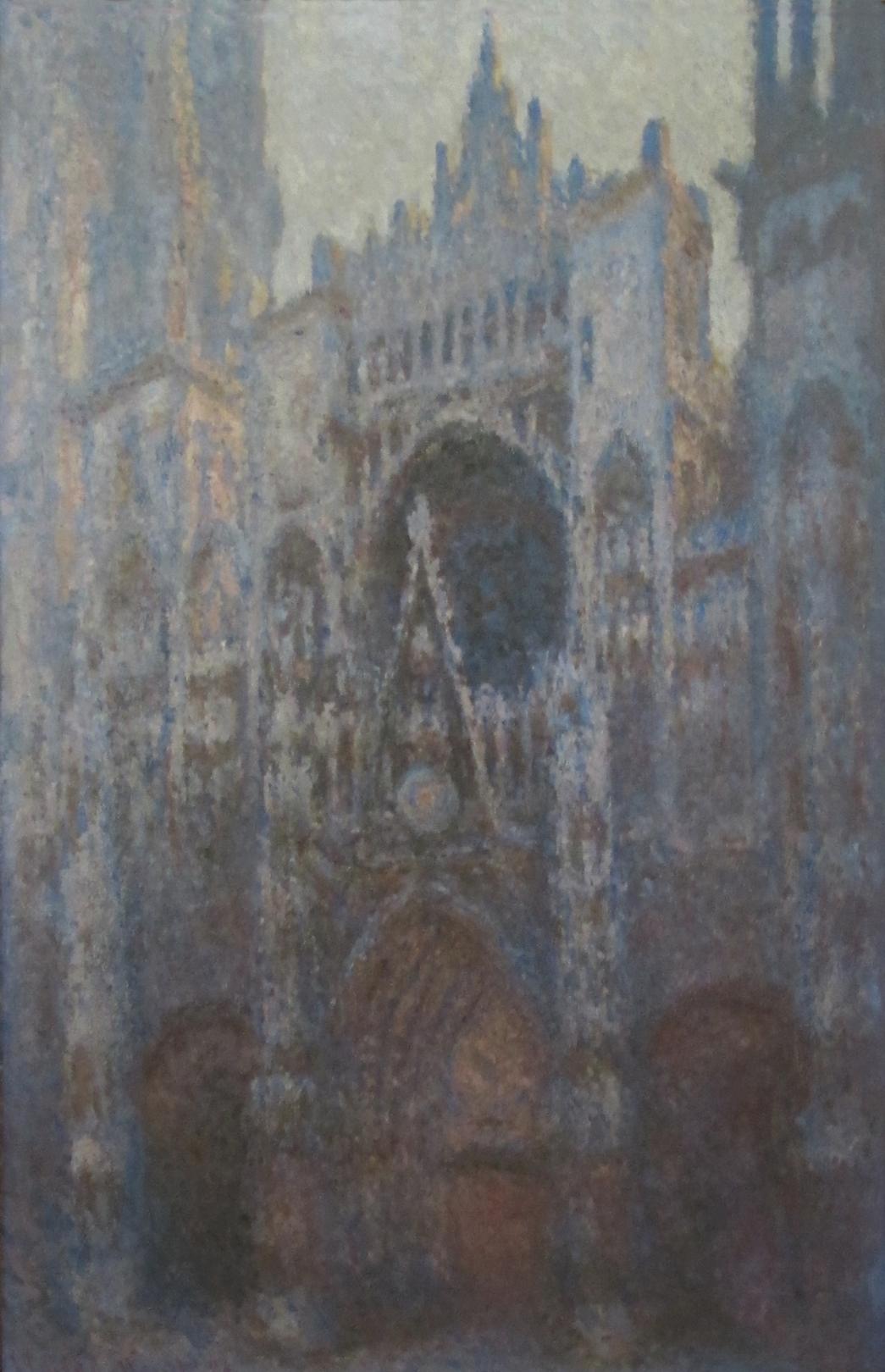 File:Monet, Cattedrale di Rouen, Weimar, 1894.jpg - Wikimedia Commons