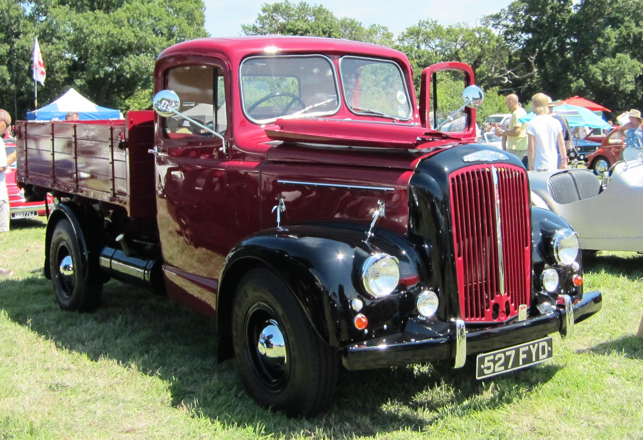 Old British Cars Photos