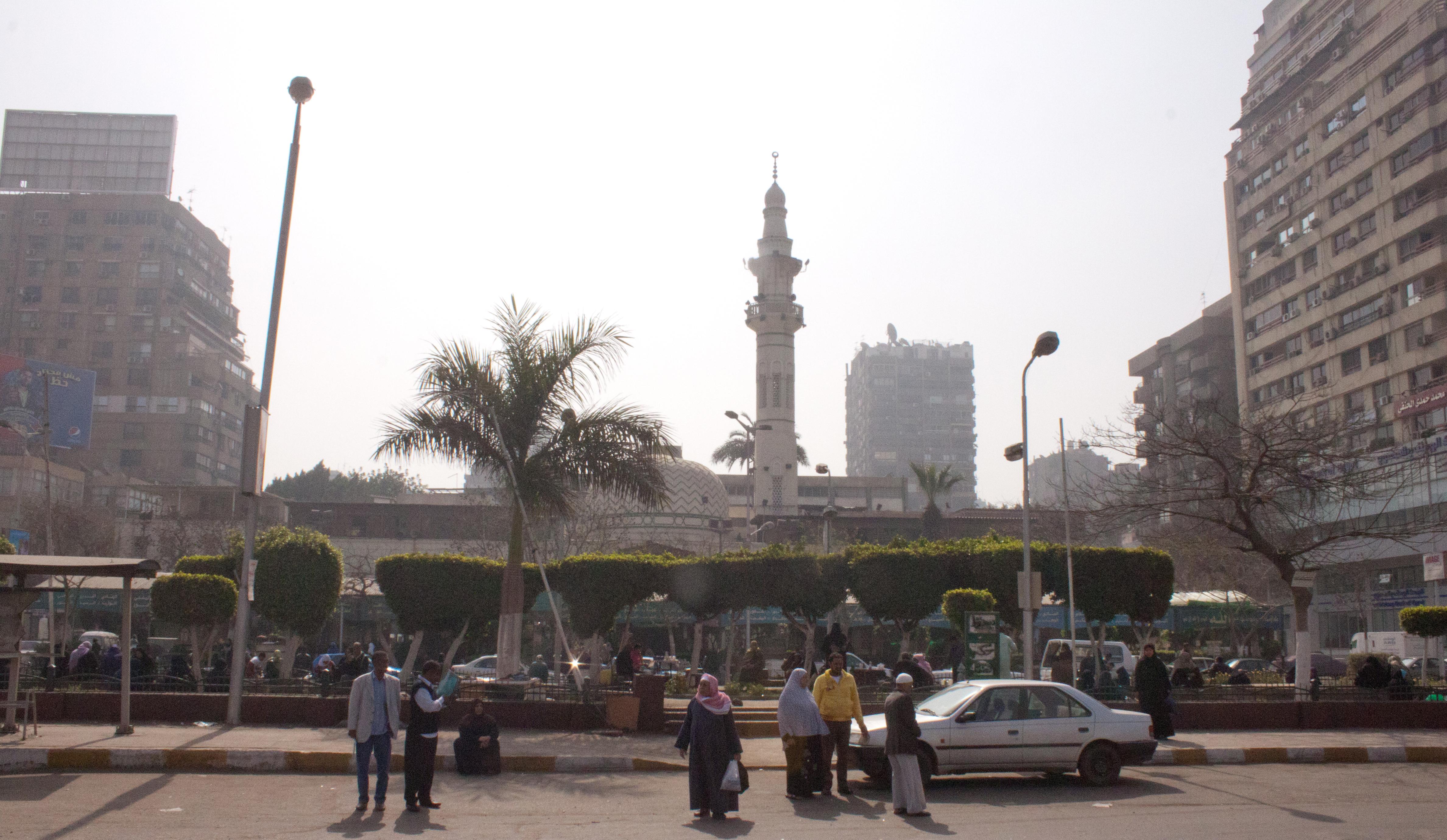 """ننشر 30 محطة في حياة عملاق """"العلم والايمان"""" في الذكرى الخامسة لرحيله Mostafa_Mahmoud_Mosque"""