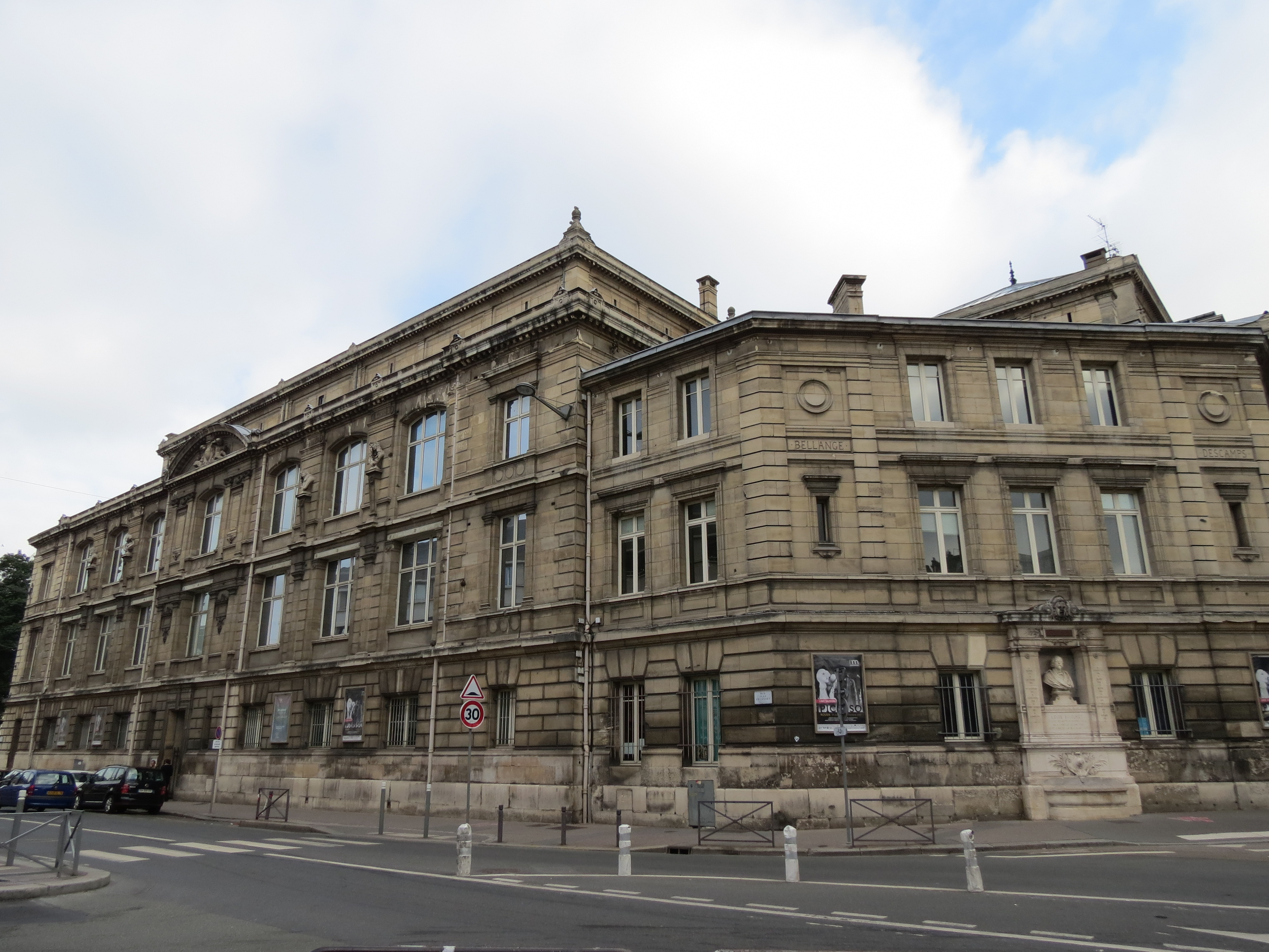 29 Rue De La Ferronnerie rue jean-lecanuet — wikipédia