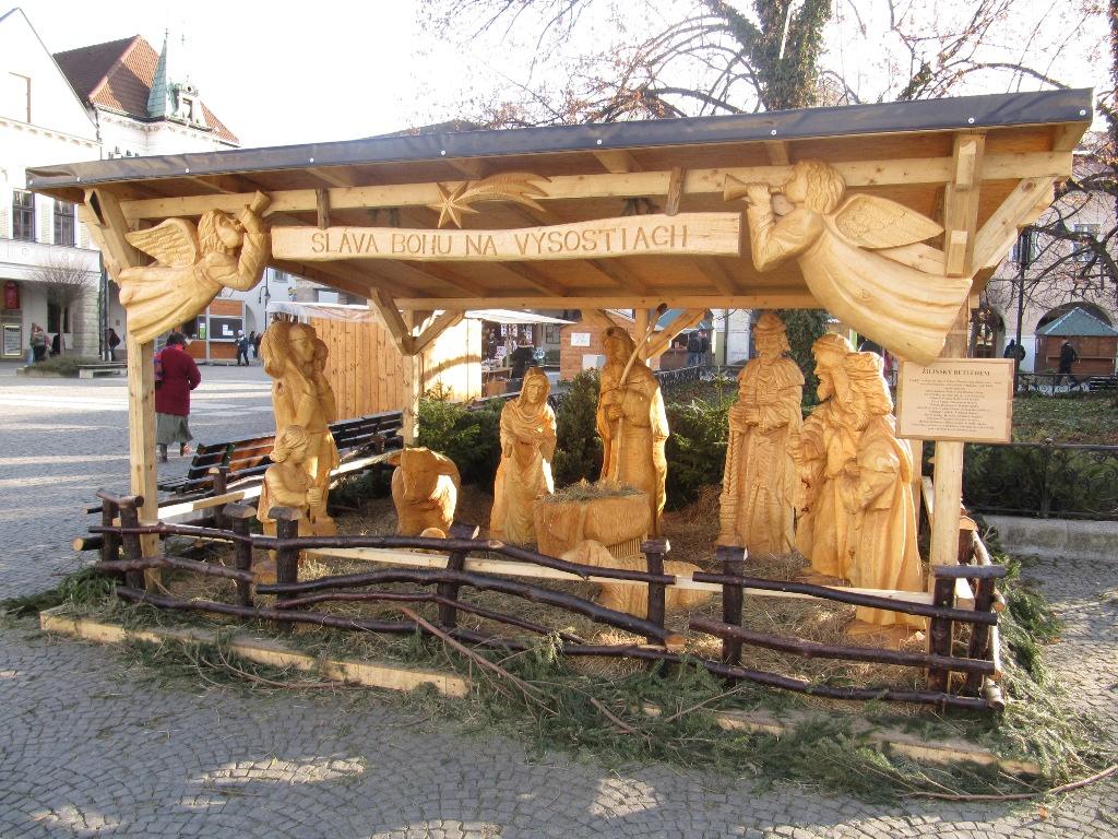 Nativity Scene Zilina