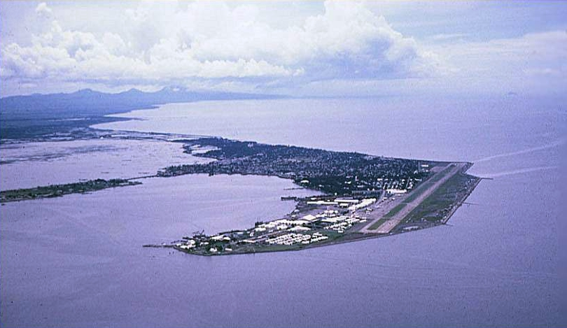 Sangley Point, Philippines (circa 1950's) - from Bill ...  |Nas Sangley Point Philippines