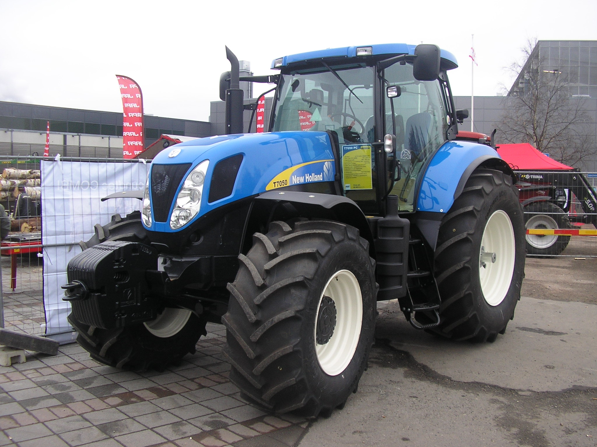 New Holland Tractor Dealers