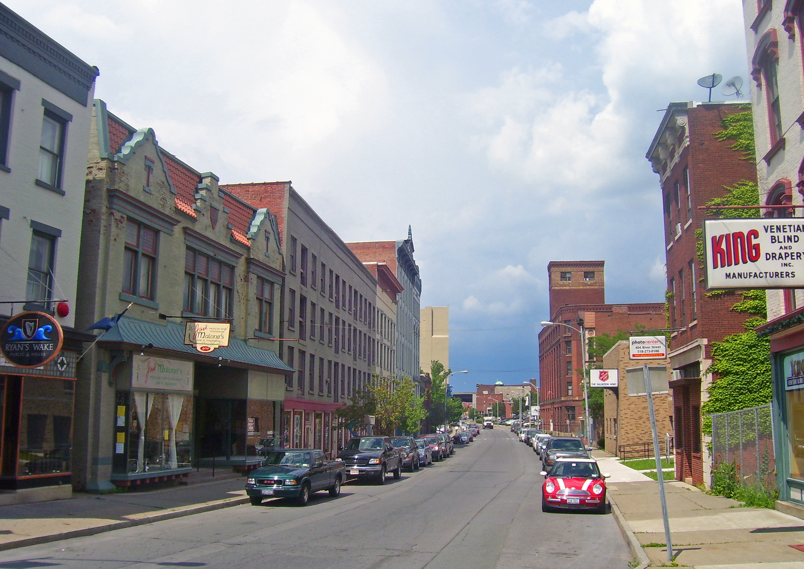 Northern River Street Historic District - Wikiwand