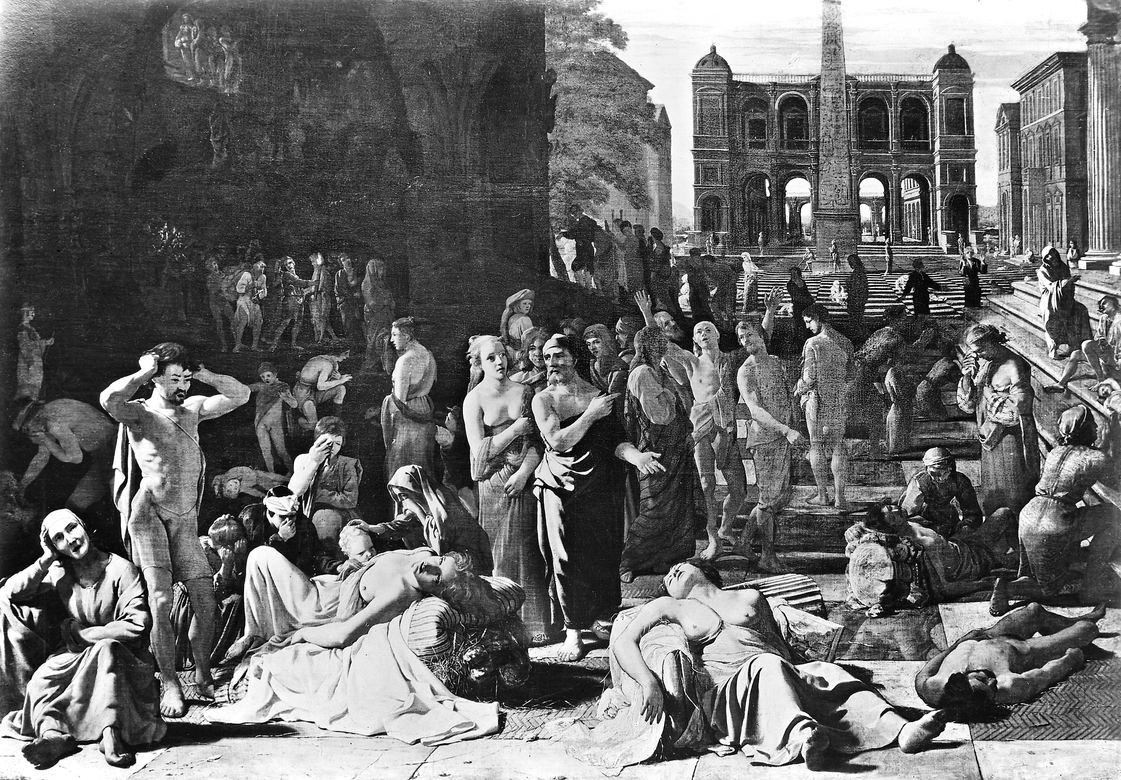 plague of athens The plague of athens was a devastating epidemic which hit the city-state of athens in ancient greece during the second year of the peloponnesian war , when an athenian victory still seemed within reach.