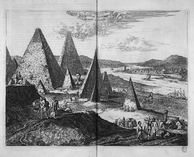 Olfert Dapper, 1665