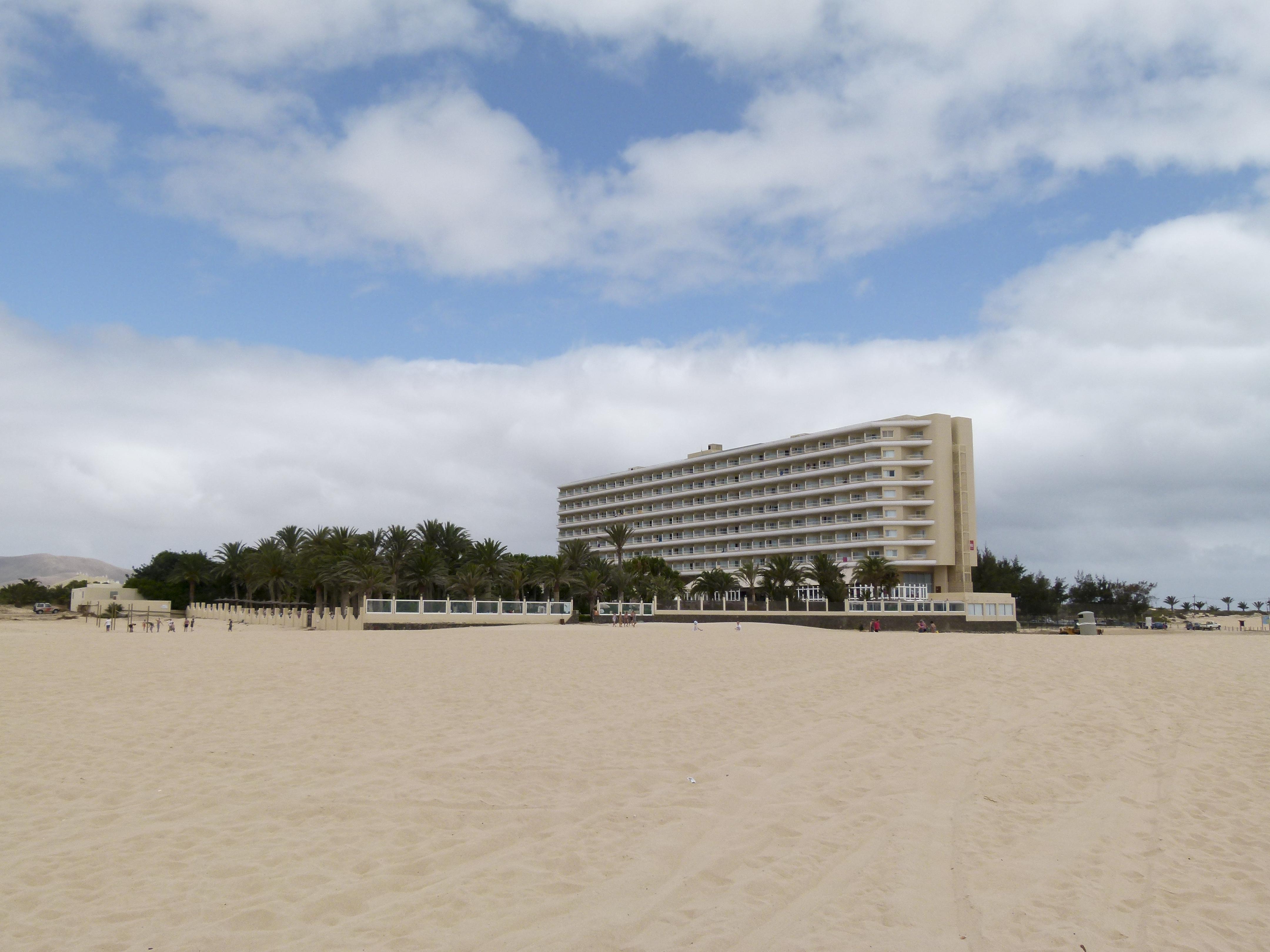 Hotel Oliva Beach Fuerteventura Abriss
