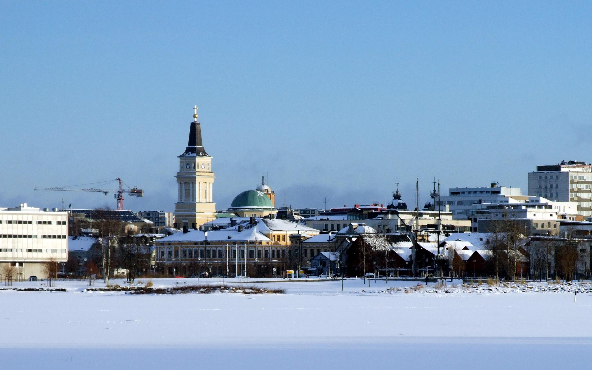 Oulu-Helsinki Lennot