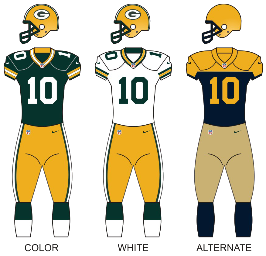 on sale 3ed0d 78f7c Green Bay Packers - Wikipedia