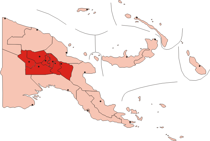 Highlands Region  Wikipedia