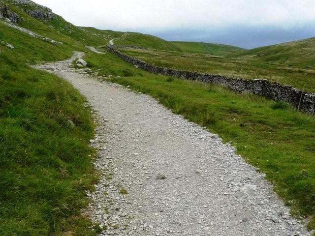 Path To Malham From Stockdale Farm - geograph.org.uk - 1367031