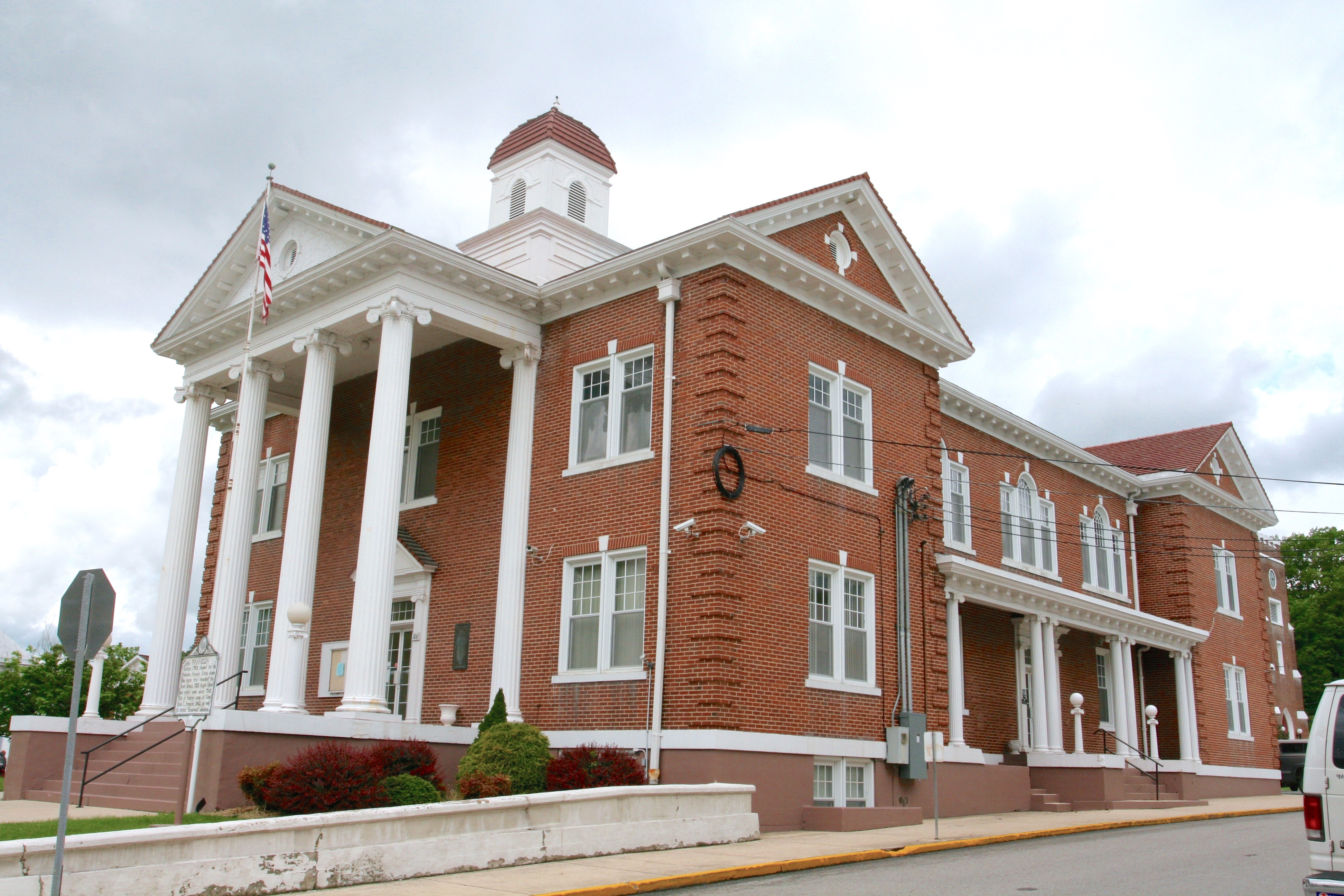 Franklin, West Virginia - Wikipedia
