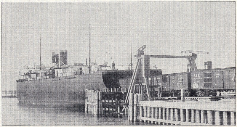 1897 : Pere Marquette, First All-Steel Carferry, Makes First Run