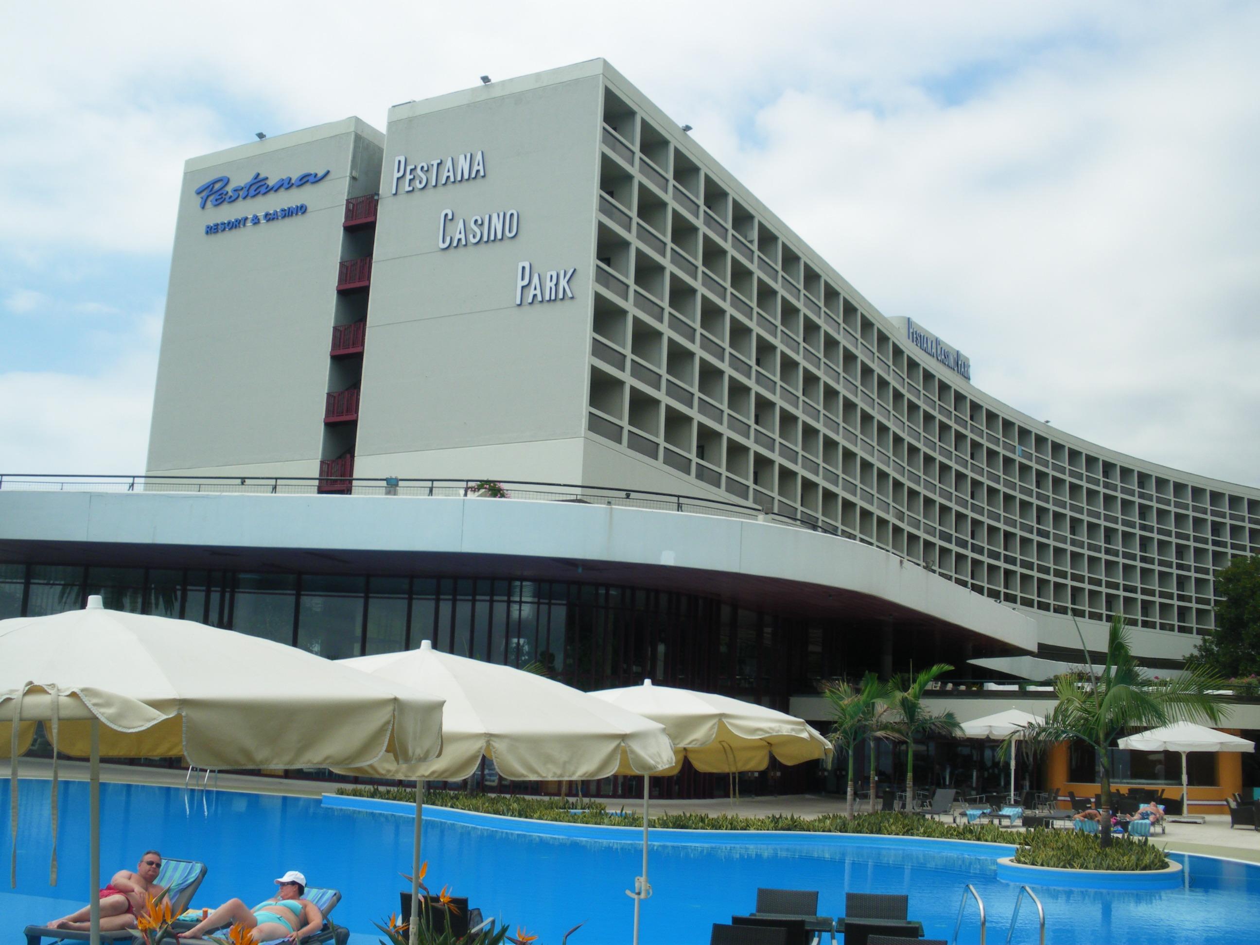 pestana casino park hotel madeira portugal