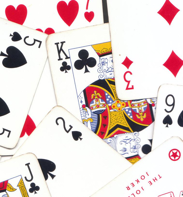 Standard 52-card deck
