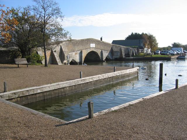 Potter Heigham bridge - geograph.org.uk - 1564485