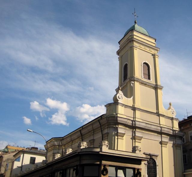 pravoislavna crkva Sv. Nikole, Rijeka