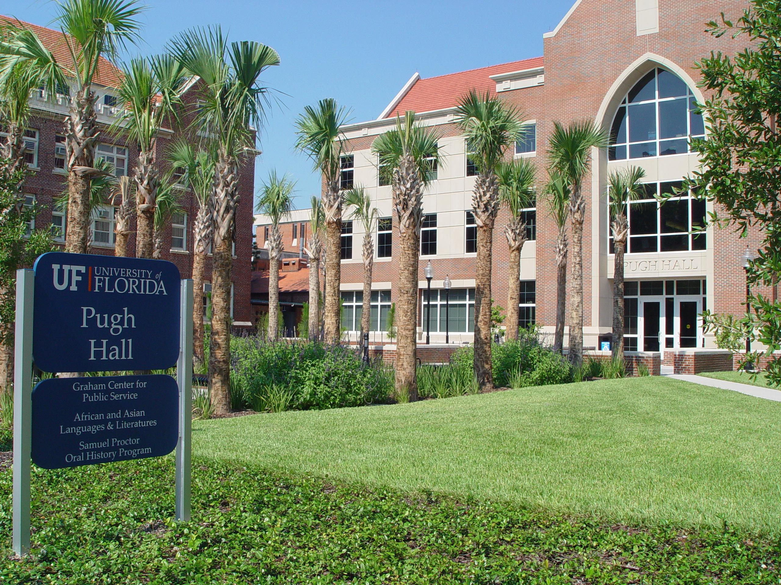 Uf Pugh Hall Room Reservations