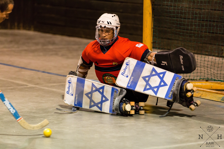 File Quad Hockey Goalie Jpg Wikimedia Commons