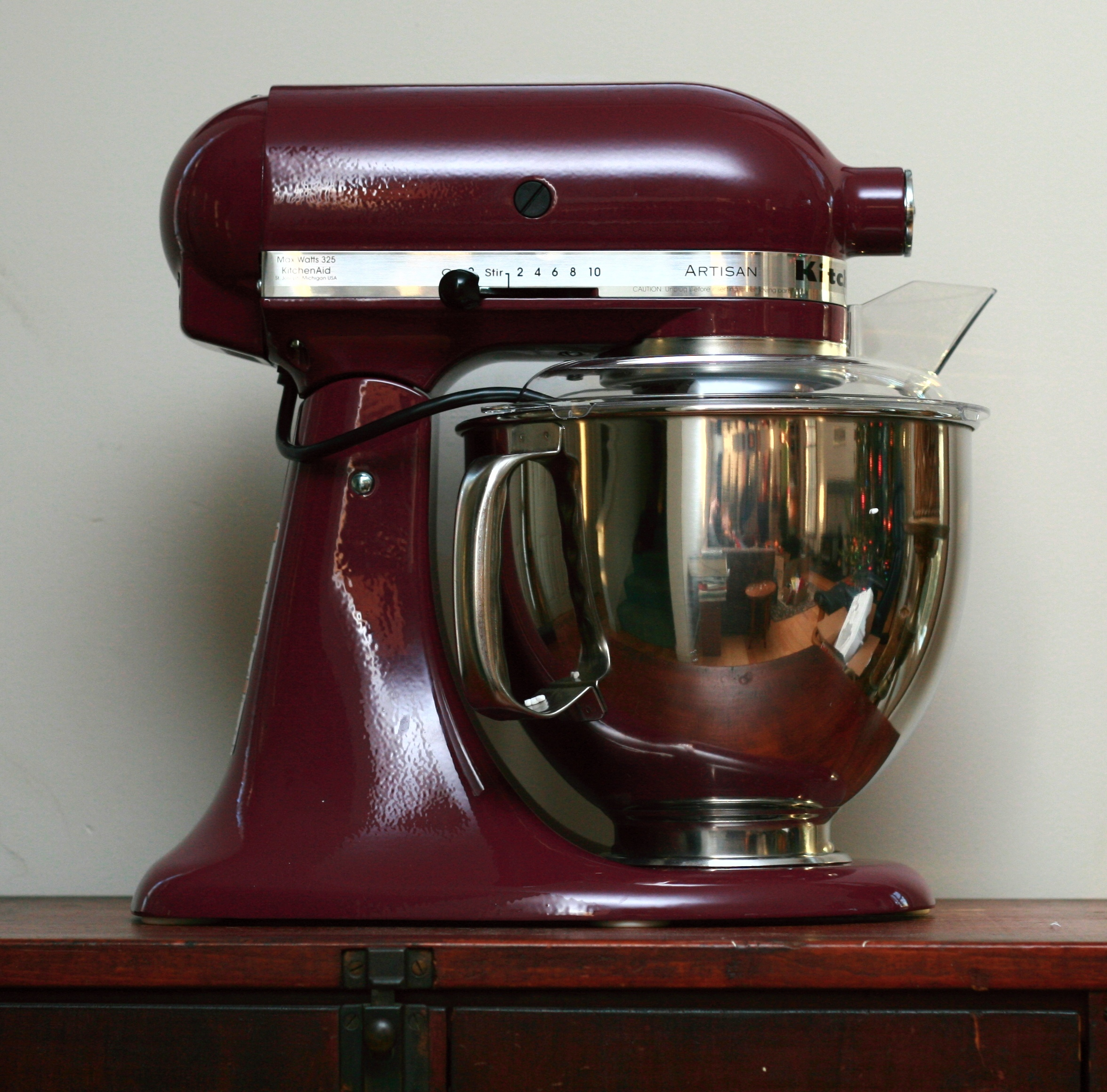 Kitchen Aid Mixer Zoodler Atachment