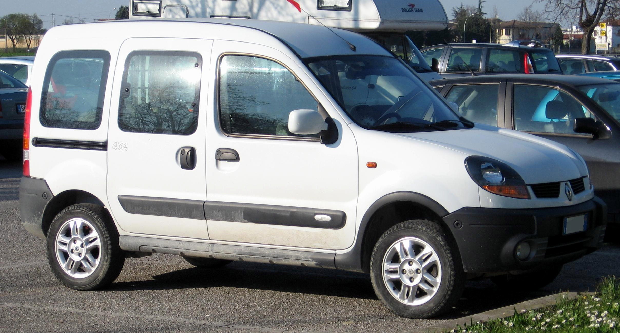 file renault kangoo 4x4 jpg wikimedia commons. Black Bedroom Furniture Sets. Home Design Ideas