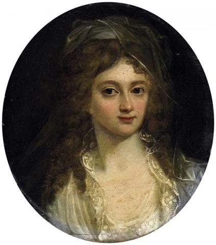 File:Rincklake Porträt der Maria Arnoldina Henriette Apollonia v. Borggreve, Frau Clemens-August II v. Detten.jpg