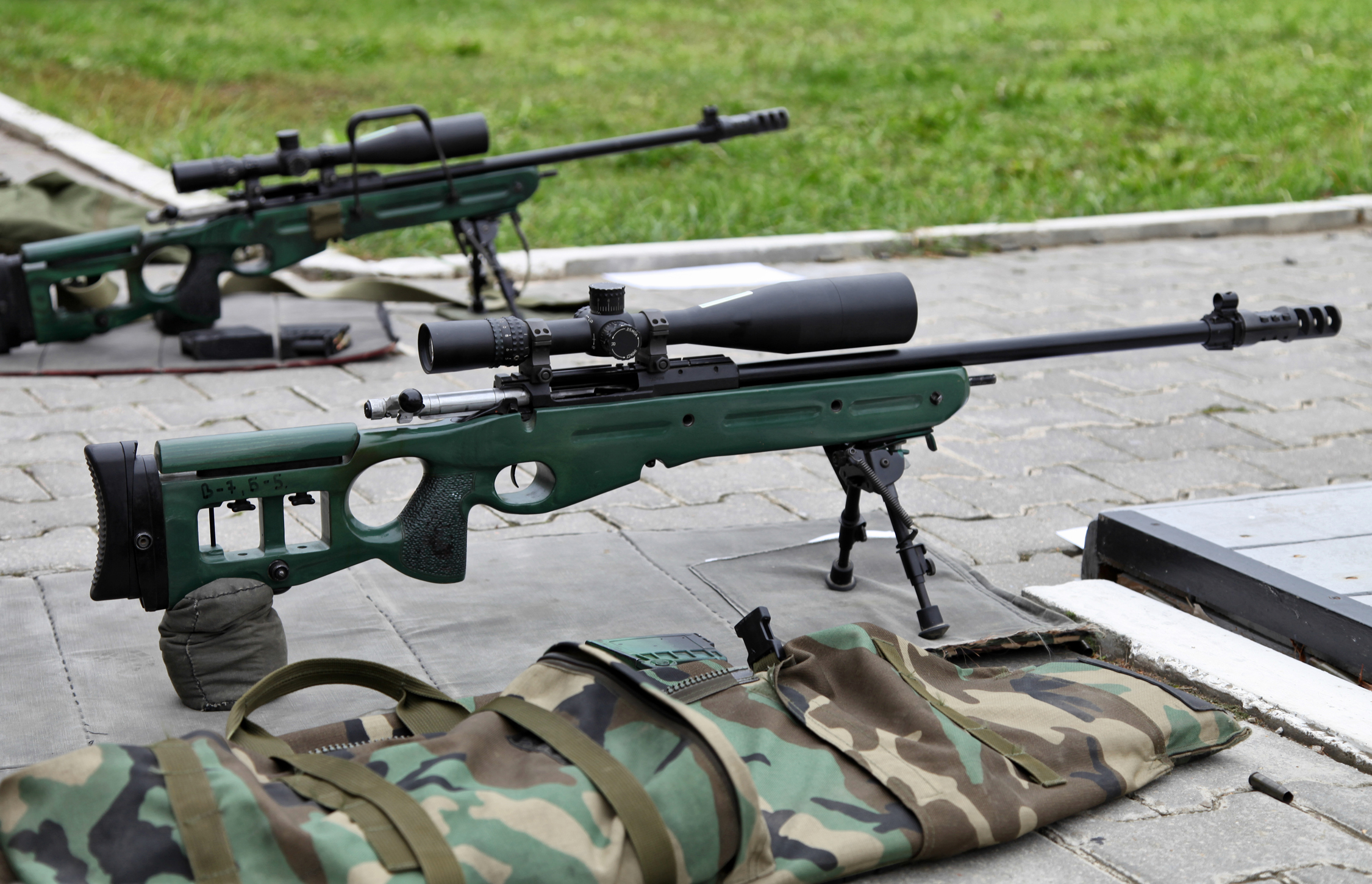 SV-98_Sniping_competition_for_The_Armour