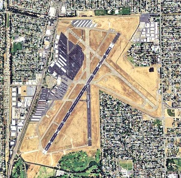 Sacramento Executive Airport
