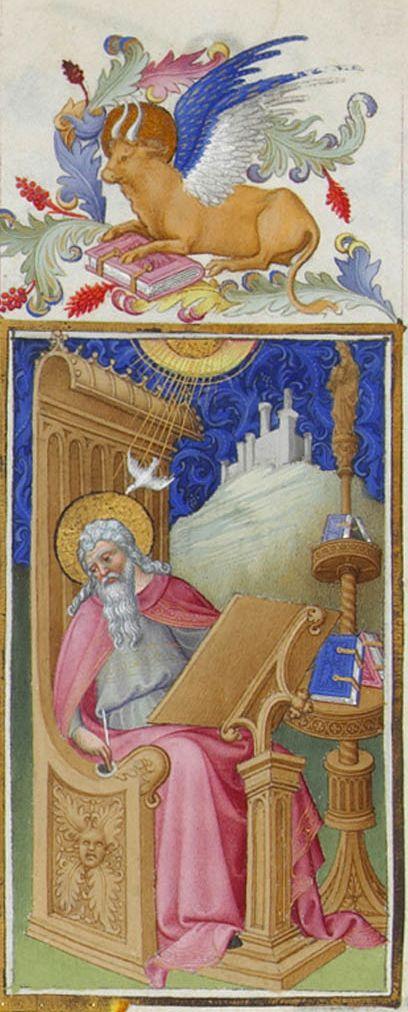 Depiction of Evangelio de Mateo