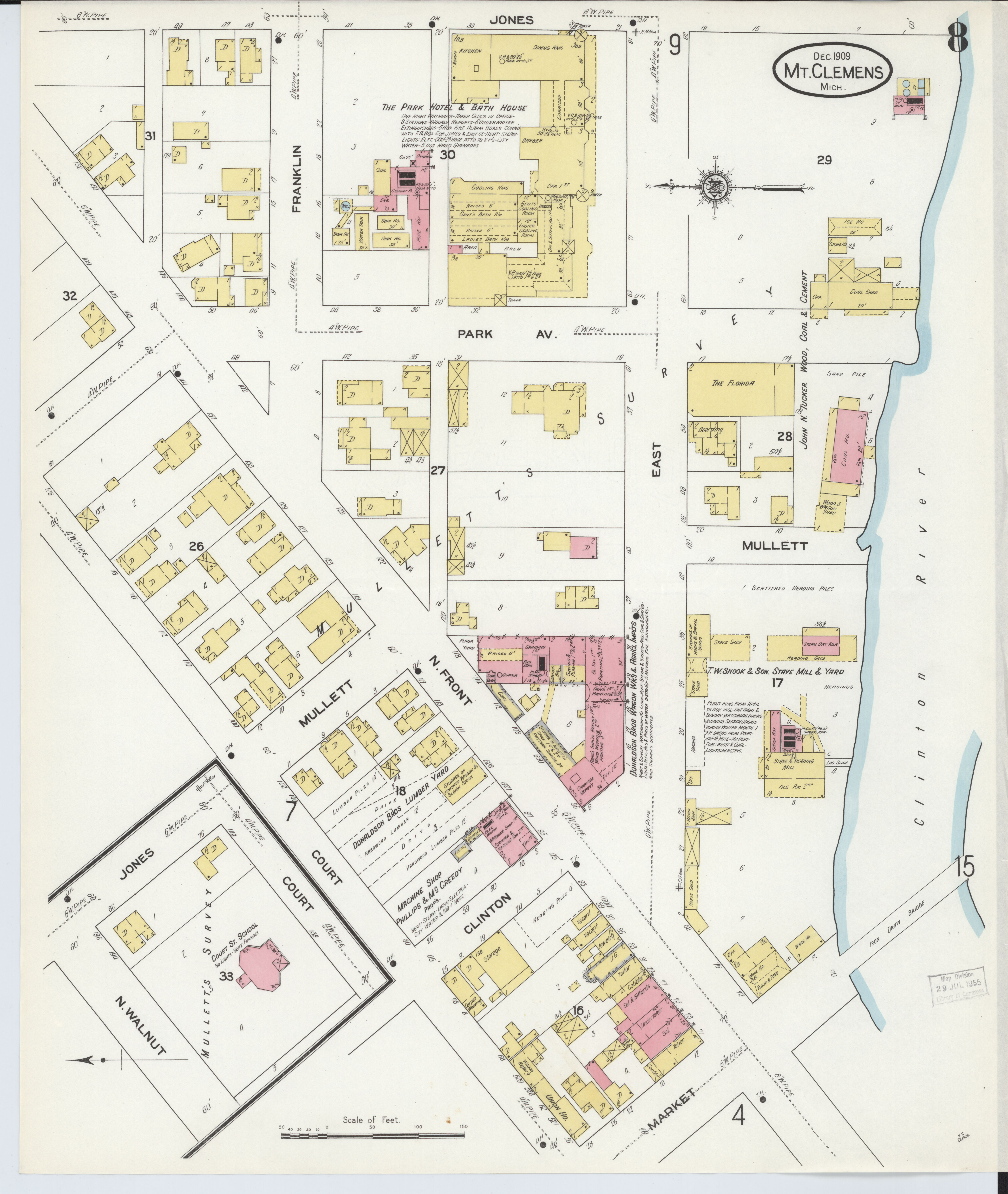 File:Sanborn Fire Insurance Map from Mount Cle, Macomb ... on wiu campus map, florida southern college campus map, oakland university mi campus map, western illinois campus map, henry ford community college campus map, mott community college campus map, south davis recreation center map, wayne state university campus map, macomb community college degree, nova cc medical campus map,