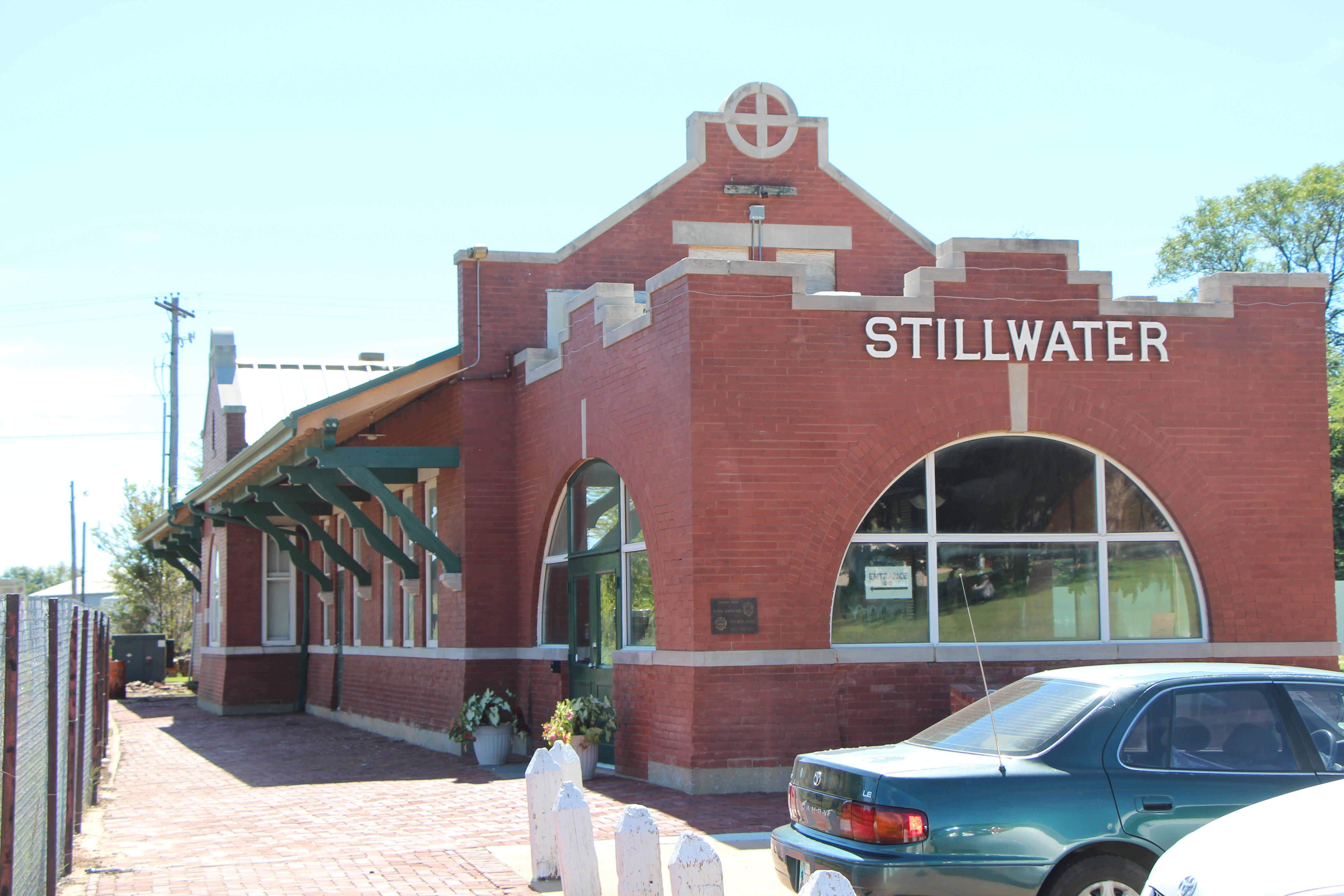 Stillwater Santa Fe Depot Wikipedia