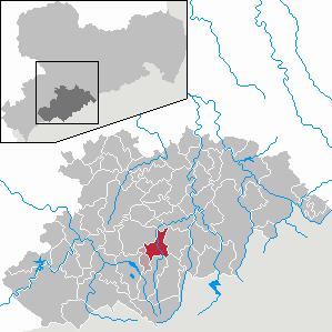 Schlettau,  Sachsen, Deutschland