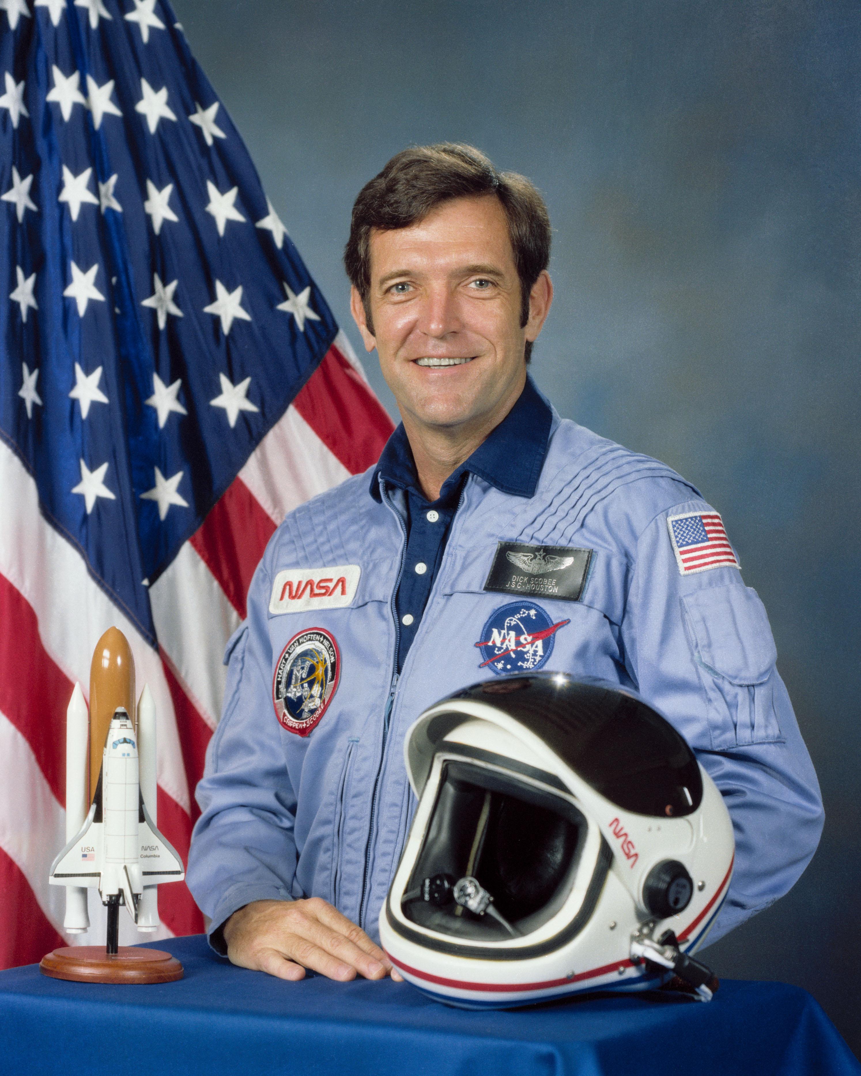 image of Dick Scobee