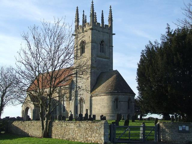 File:Sempringham Abbey Church - geograph.org.uk - 691247.jpg