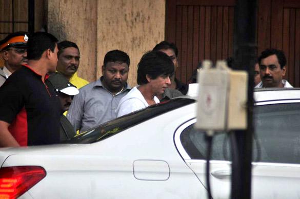 Shah Rukh Khan Car