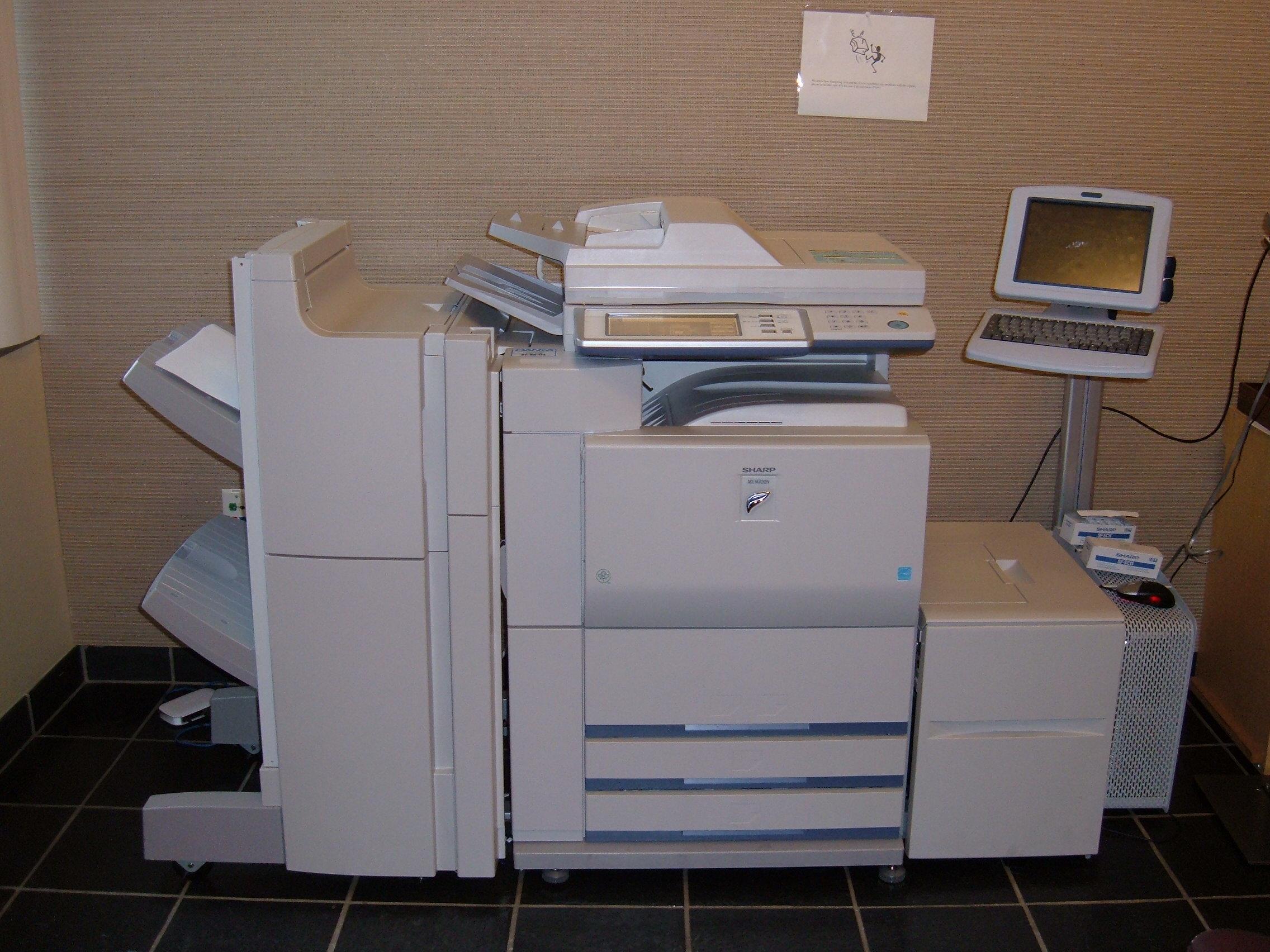 Automatic Document Feeder (ADF)