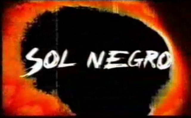 sol negro serie de televisi243n wikipedia la