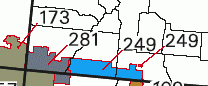 Location of the Ute Mountain Reservation (281)