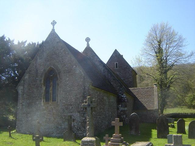 St. Brides Netherwent - Wikipedia