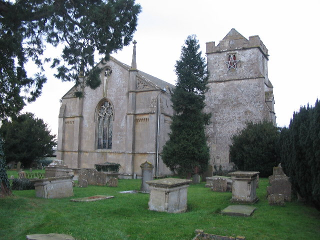 Parish church of St Michael and All Angels, Atworth, Wiltshire