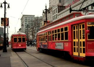 파일:Street Cars in New Orleans.jpg
